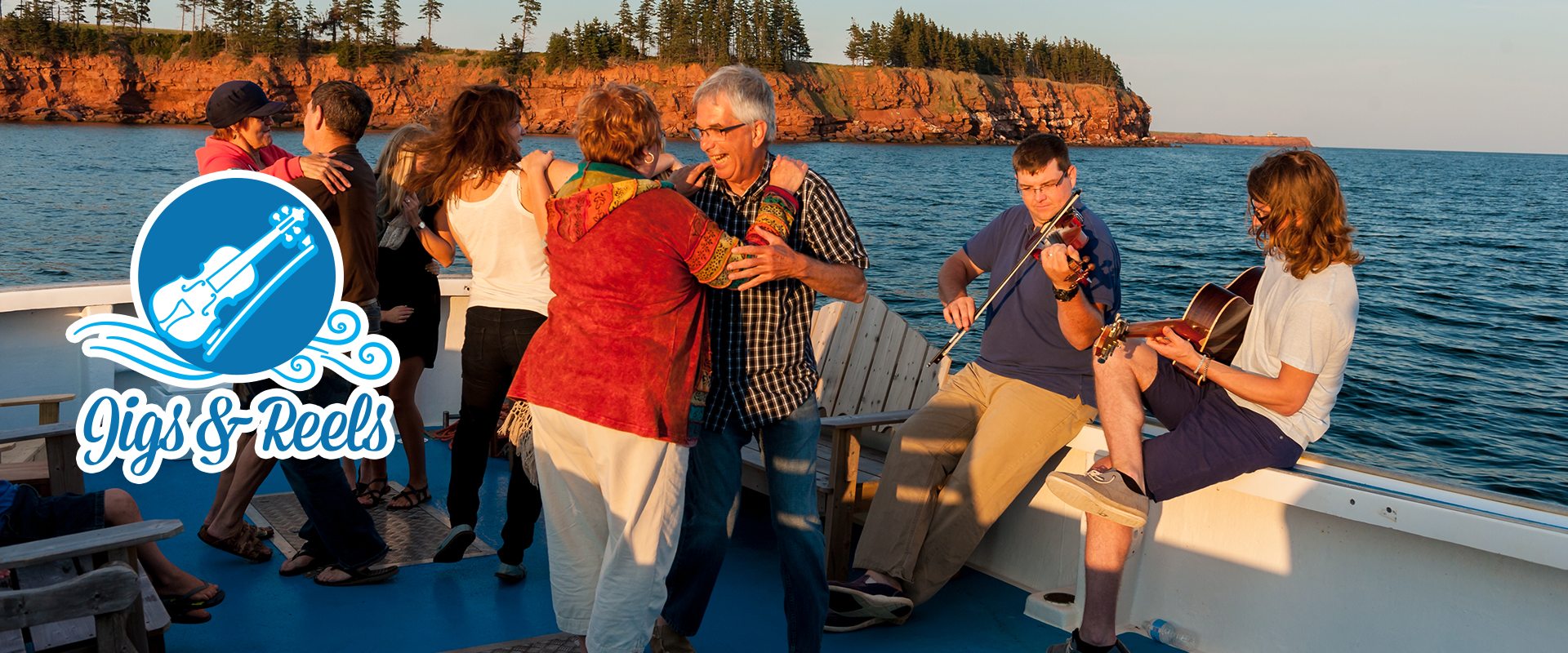 PEI Jigs and Reels Experience