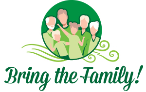 Bring the Family! logo