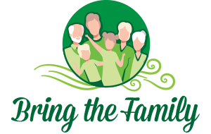 Bring the Family logo