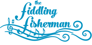 Fiddling Fisherman logo